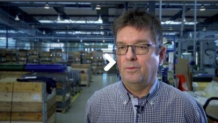 Video med Bent Jensen fra Linak