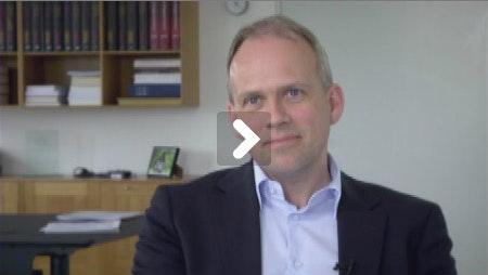 Video med rektor fra SDU, Henrik Dam